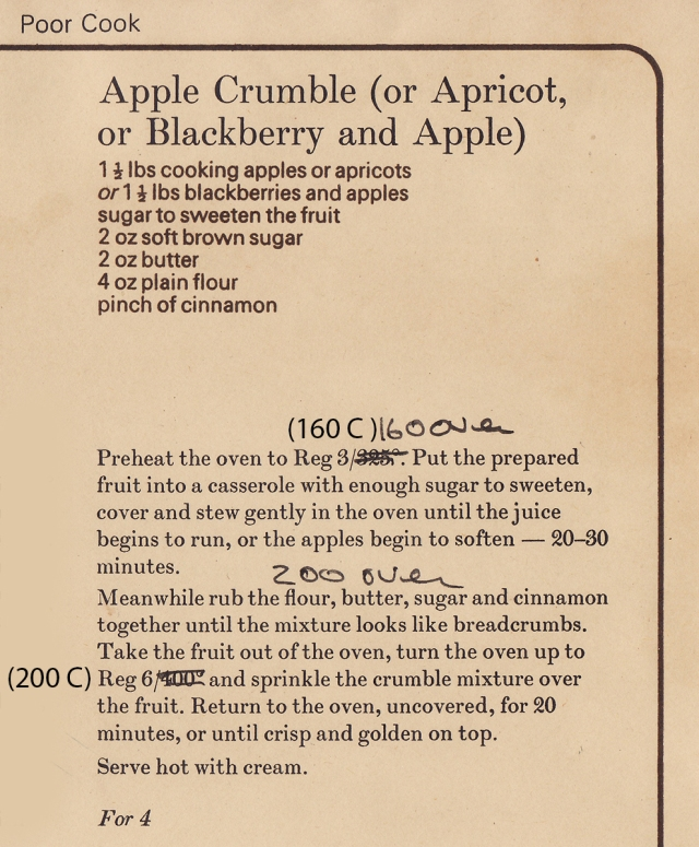 apple crumble recipe_poor_cook